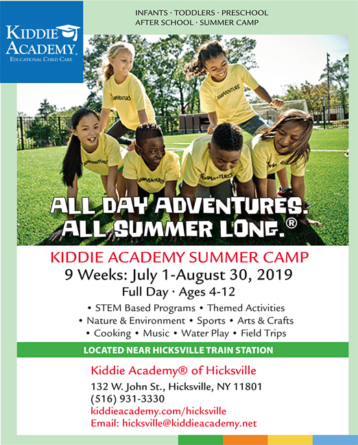 Click here to go to the Kiddie Academy website
