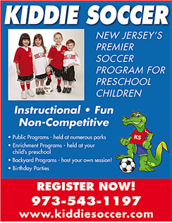 Click here to go to the Kiddie Soccer website