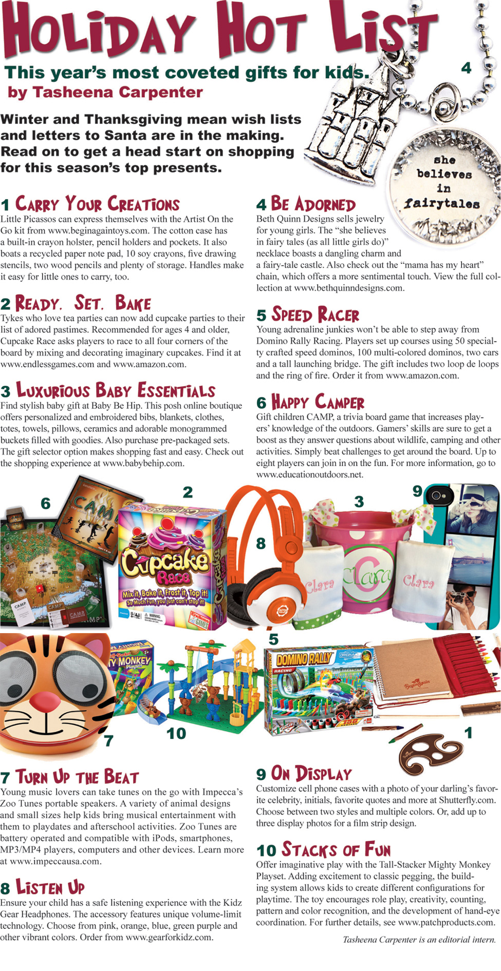 Holiday Hot List | PARENTGUIDE News