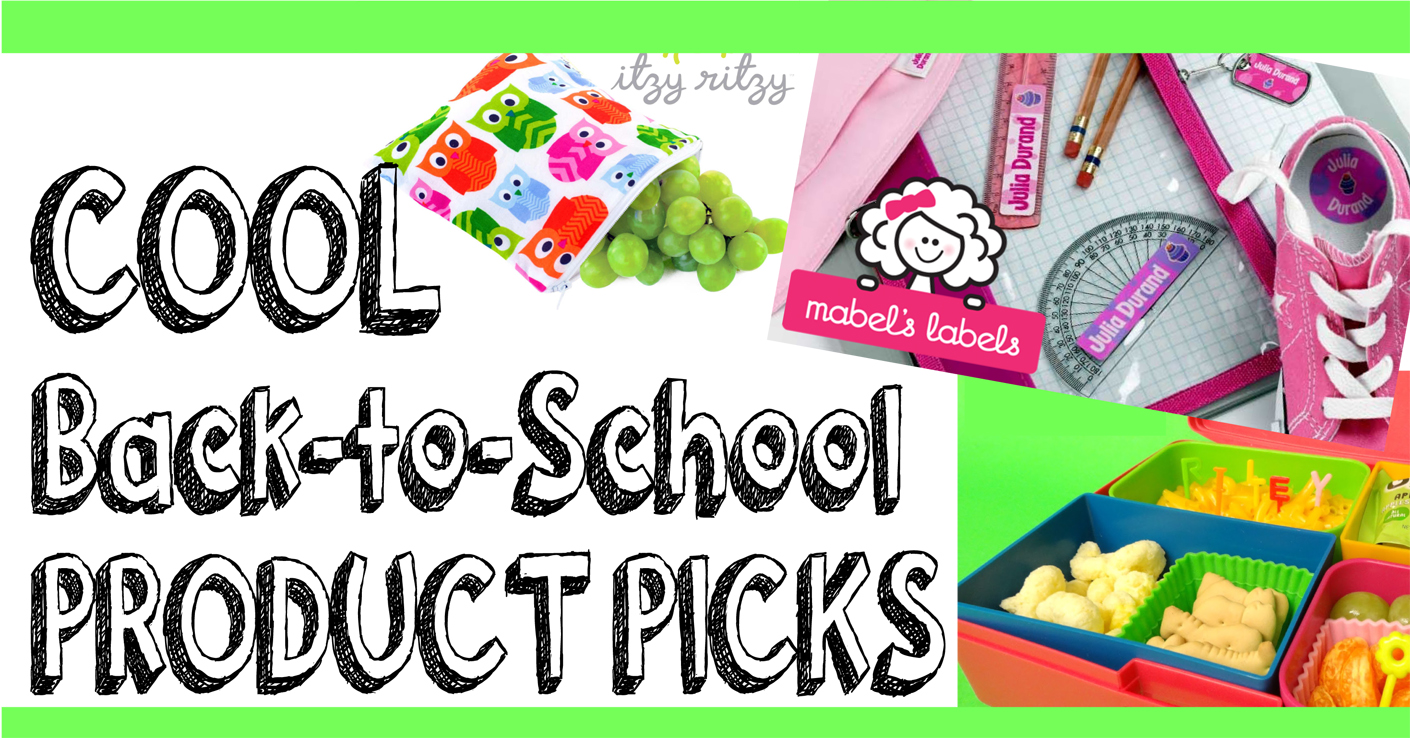 Cool Back-to-School Product Picks