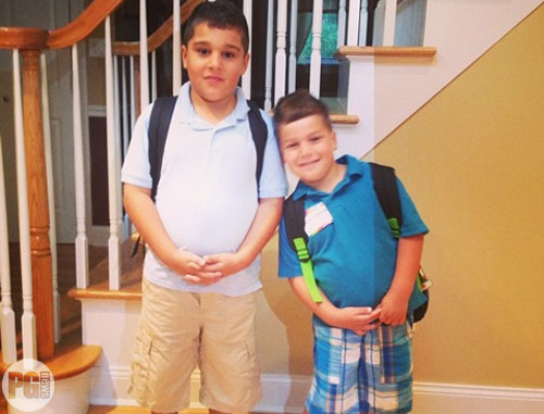 Franco & Luca V from Wantagh, NY