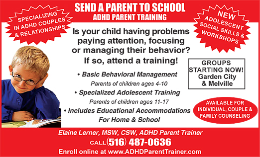 ADHD Parent Trainer