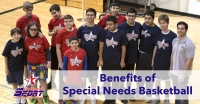 Benefits of Special Needs Basketball