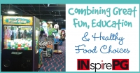 Combining Great Fun, Education and Healthy Food Choices
