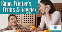 Enjoy Winter's Fruits and Veggies