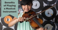 The Benefits of Playing a Musical Instrument