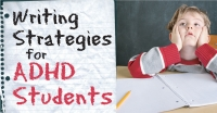 Writing Strategies for ADHD Students