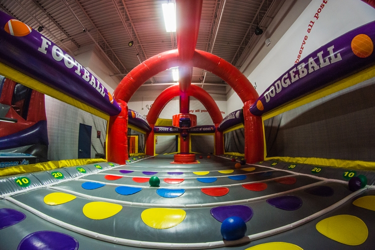 Bounce Party Places In Long Island