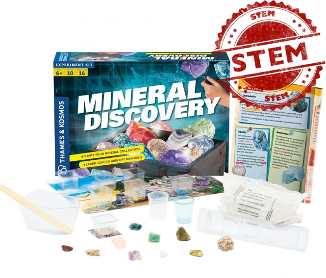 Mineral Discovery Kit