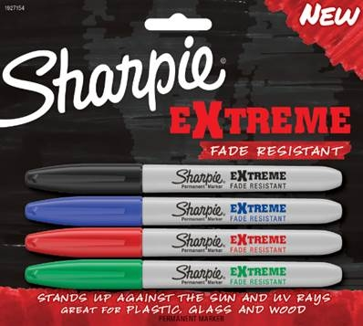 Sharpie� Extreme Permanent Markers
