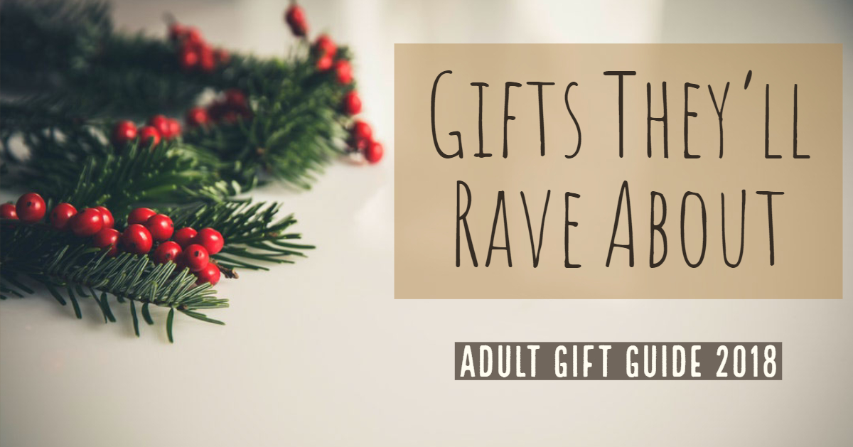 Gifts They'll Rave About