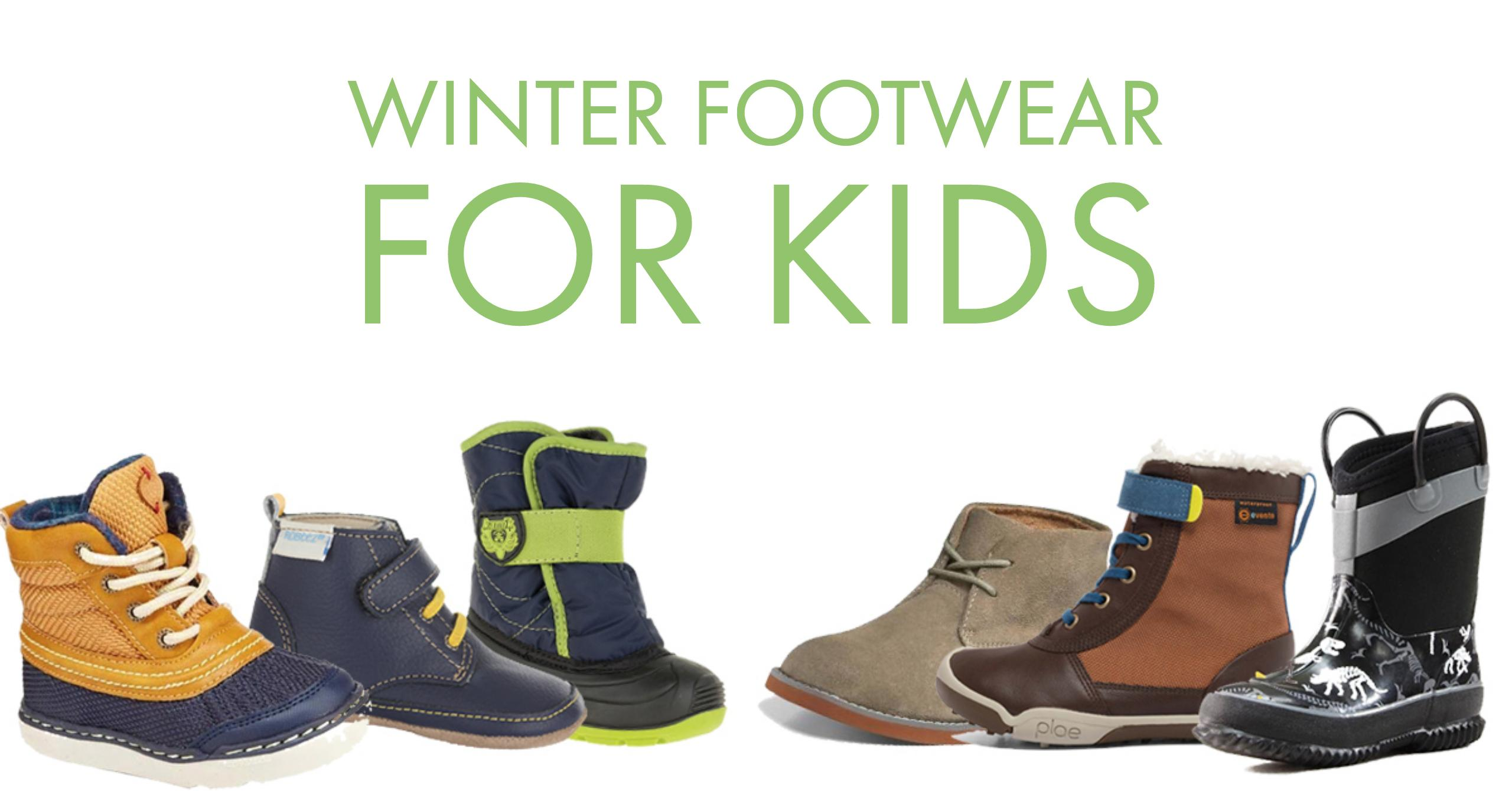 Winter Footwear for Kids